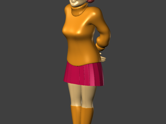 Velma Dinkley 3d printed