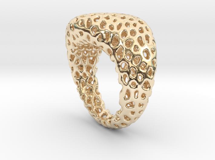 Swing ring T20 3d printed