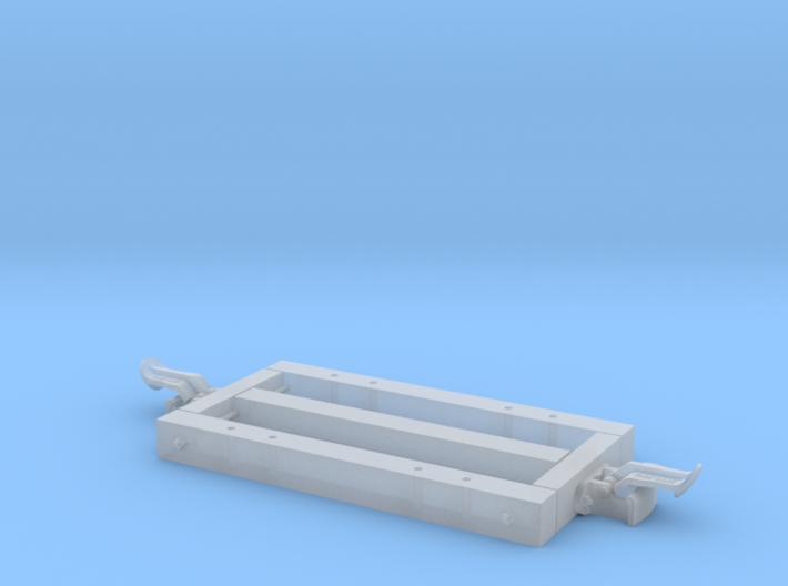 1:24 Heywood 2x4 Basic Car Frame w/ Heywood Couple 3d printed