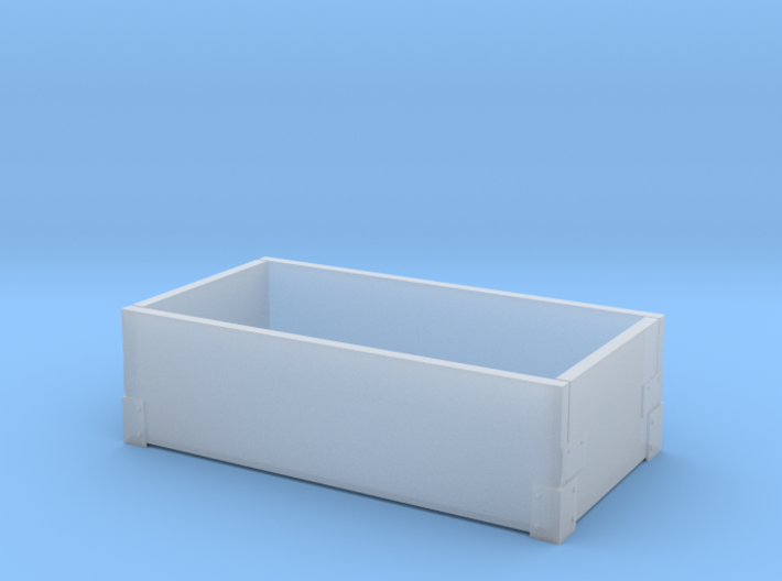 1:24 Heywood Small Removeable Top 3d printed