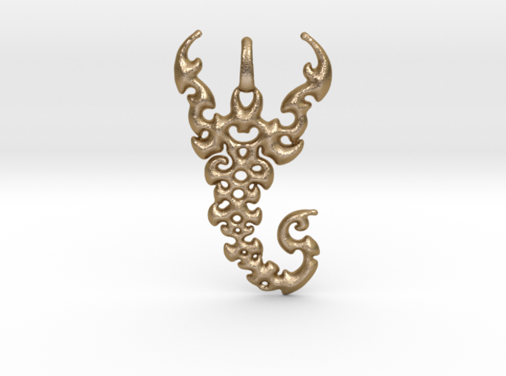 Scorpio pendant 83vws686n by vin3d scorpio pendant 3d printed mozeypictures Image collections