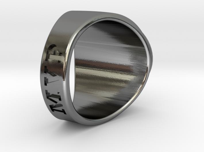 Superball Sirdan Ring Size 11 3d printed
