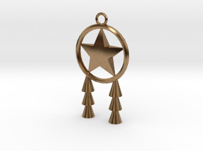 Miniature Parol 3d printed