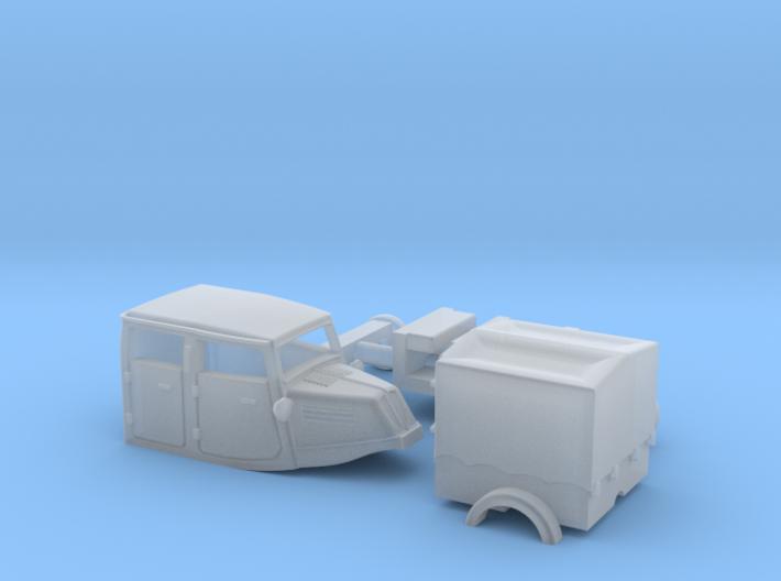 Tempo Dreirad Variante 5 / 1:87 H0 3d printed