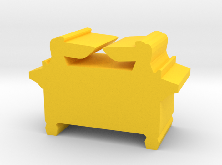 Game Piece, Ark Of The Covenant artifact 3d printed