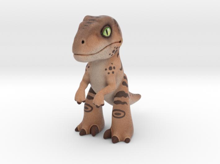 Velociraptor 3d printed