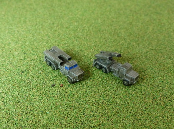 German LARS 1 Missile Launcher 1/285 6mm 3d printed