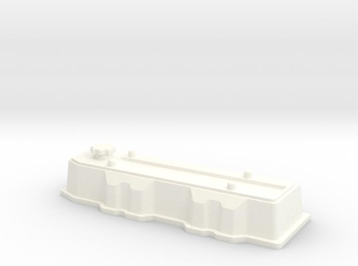 22R 1-10 motor Valve Cover 3d printed