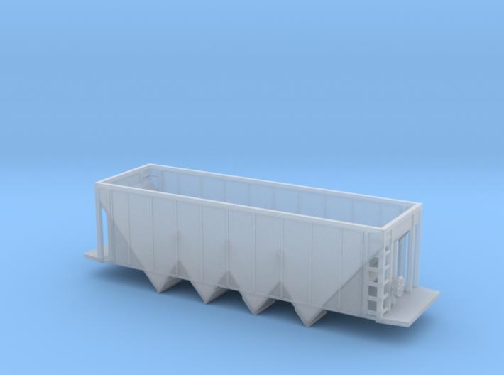 DMIR Q5 Hopper - Nscale 3d printed