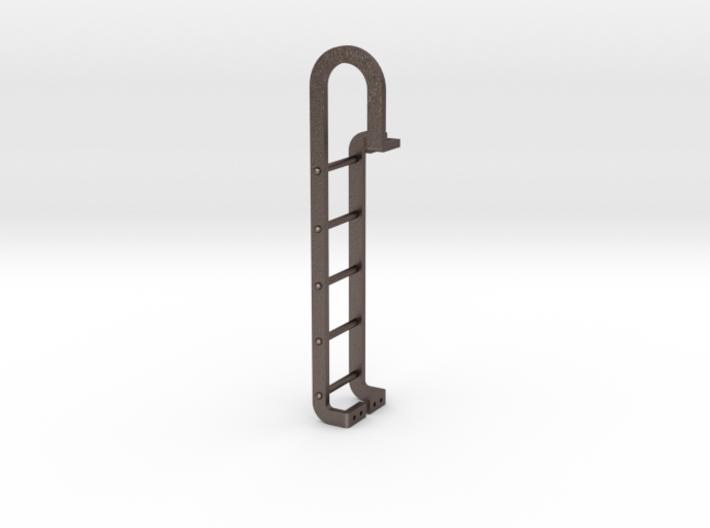 Tender End Ladder 3d printed