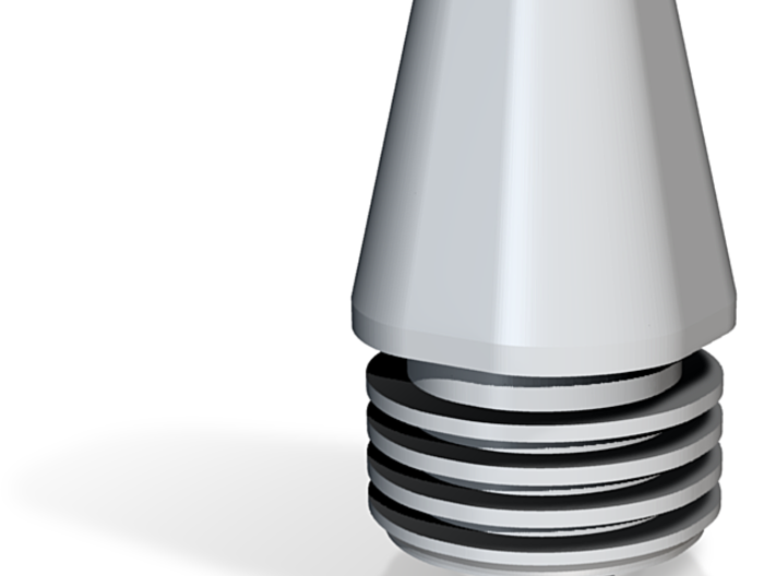 Dermal Regenerator VOY (Part 1, Body) 3d printed