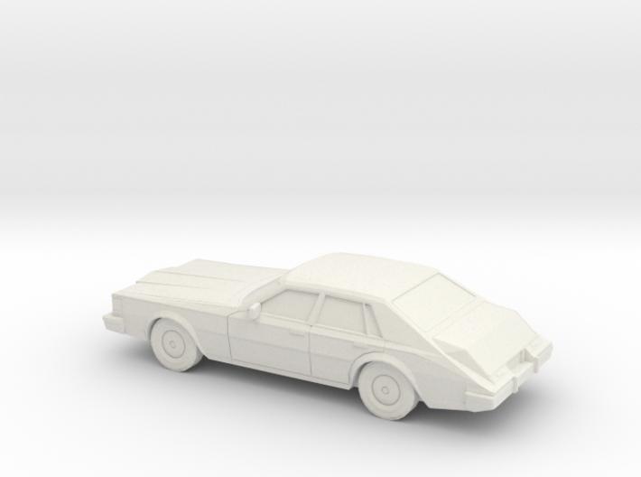 1/87 1980-85 Cadillac Seville 3d printed