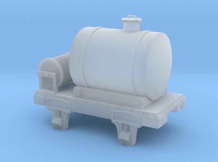 Water Car 3d printed