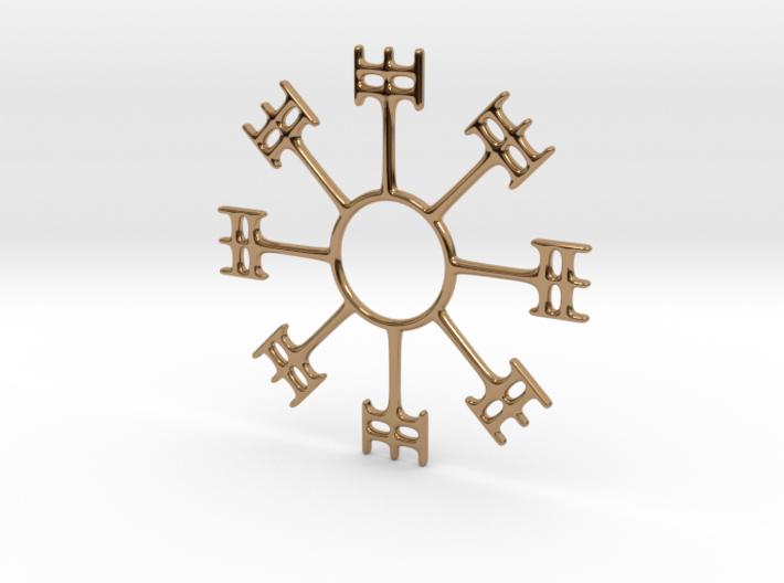 Magic Stave - Draumstafur 3d printed