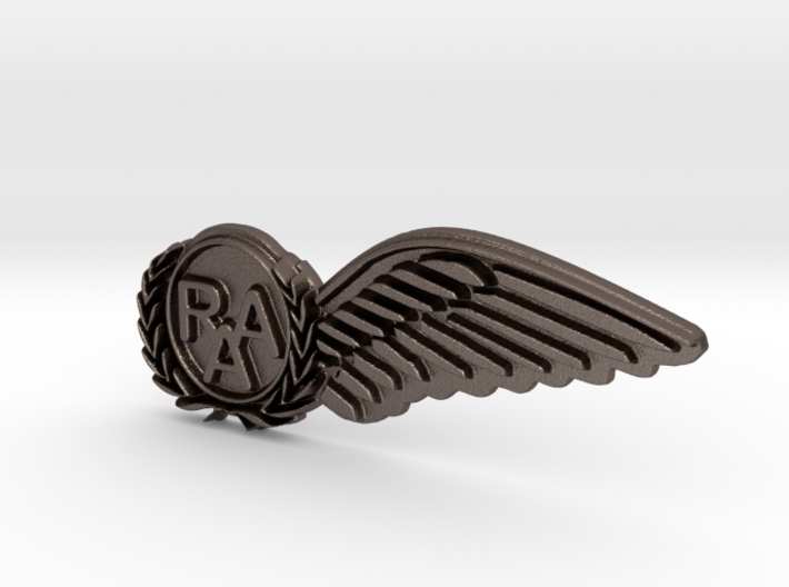 RAA (Recreational Aviation Australia) Half Wing 3d printed