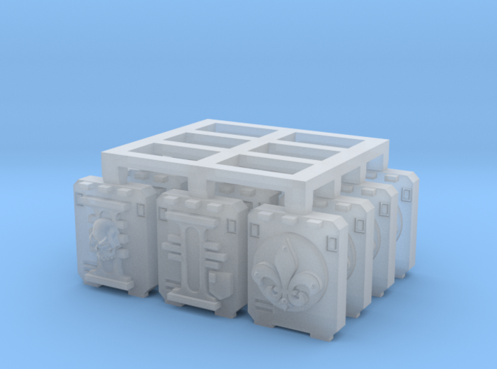 SOBdoors Array Sprue 3d printed