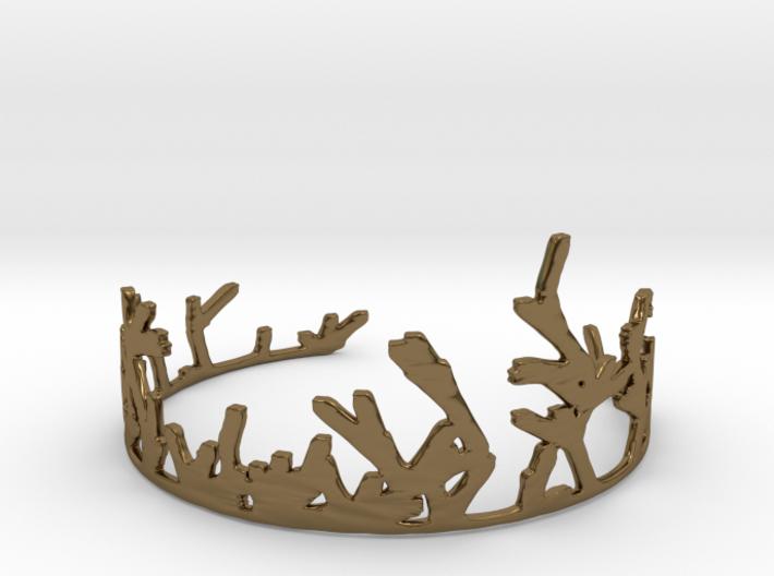 Growing Bracelet v.2 3d printed