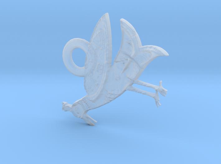 Bird 3d printed bird