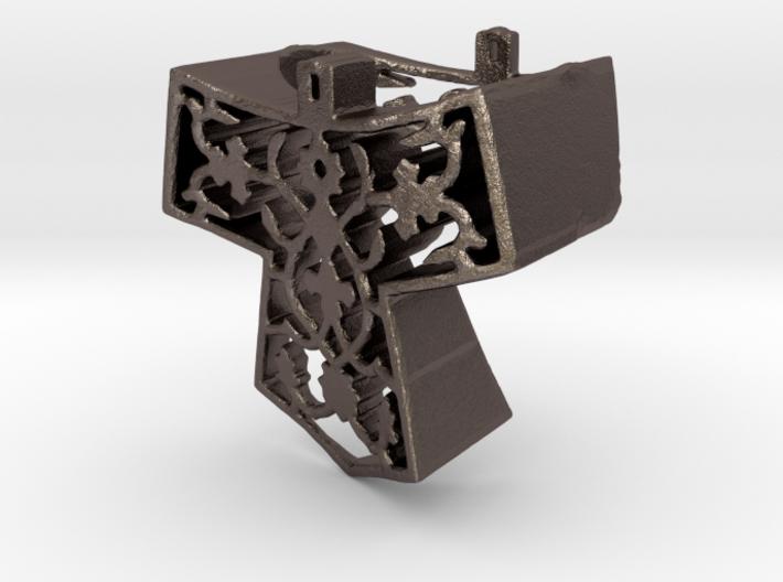 Ring Twist 3d printed
