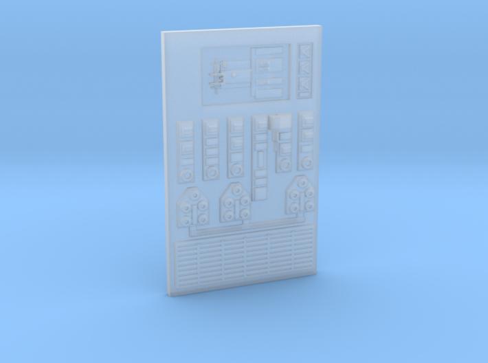 DeAgo ESB Bunk Wall 3d printed