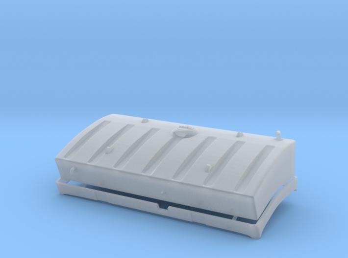 1/64 1000 Gal Rear Mount Fertilizer Tank  3d printed