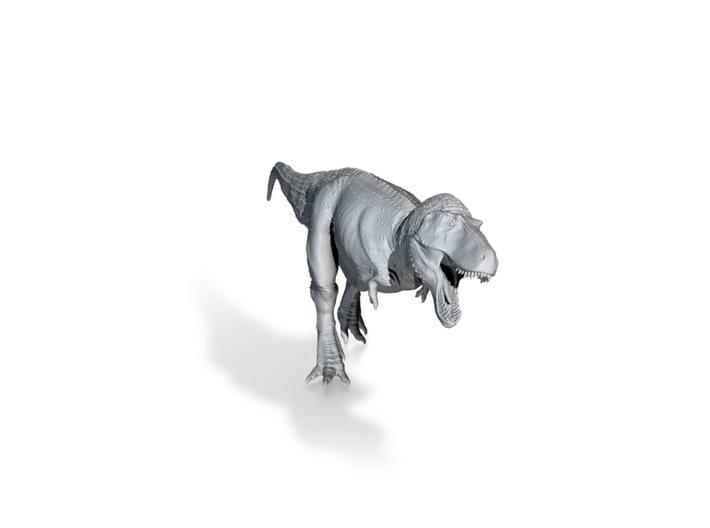 Tyrannosaurus showing off - 1/40 3d printed