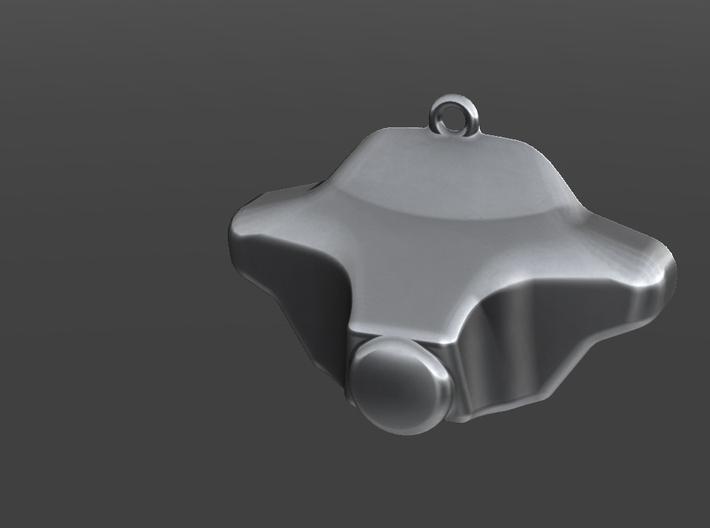 MOTORCYCLE-CHARM (BAGGER / STREET GLIDE) 3d printed