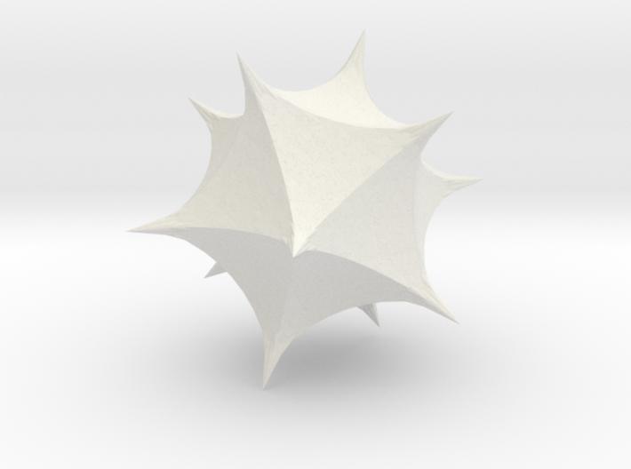 Mathematica 1B Spikey 3d printed