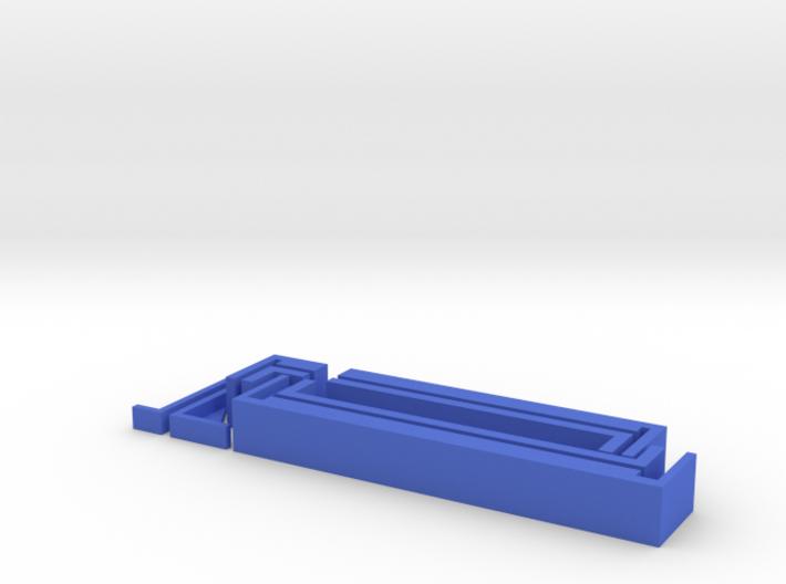 Printerbot Reset Button Presser 3d printed
