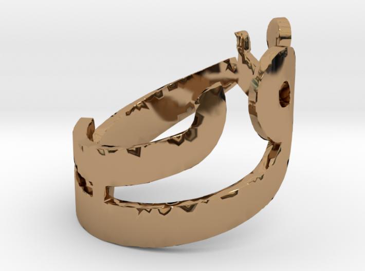 Ring Noor 3d printed