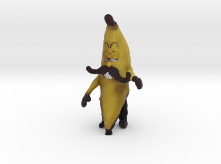 Banana Big 3d printed