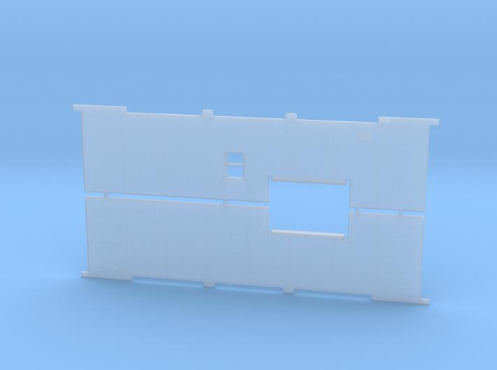 EV Body MP 13515-13664 Rebuilt 3d printed
