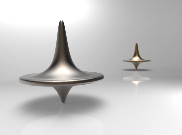 Inception Replica Spinning Top 3d printed