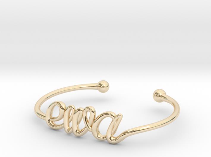 Ewa Bracelet (small) 3d printed