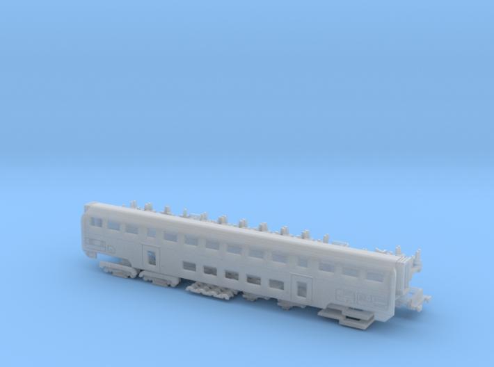cmz - IC2000 -B- Ergänzungswagen 3d printed