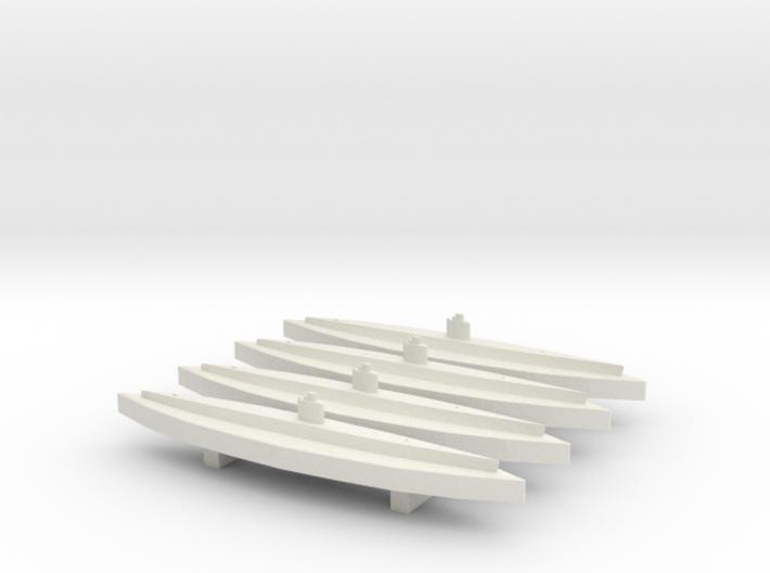 I-201 (Sentaka class) (WSF) x4 3d printed