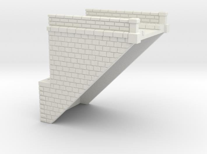 NV4M10 Modular metallic viaduct 1 3d printed
