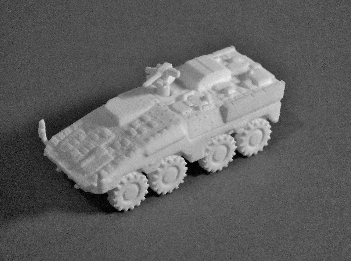 MG144-G02A Boxer Command Post 3d printed