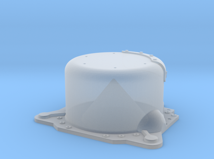 1/43 Lenco 8.625 Inch Deep Bellhousing (With Start 3d printed