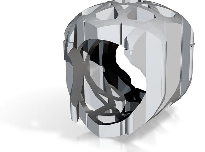 RING PATTERN3 3d printed