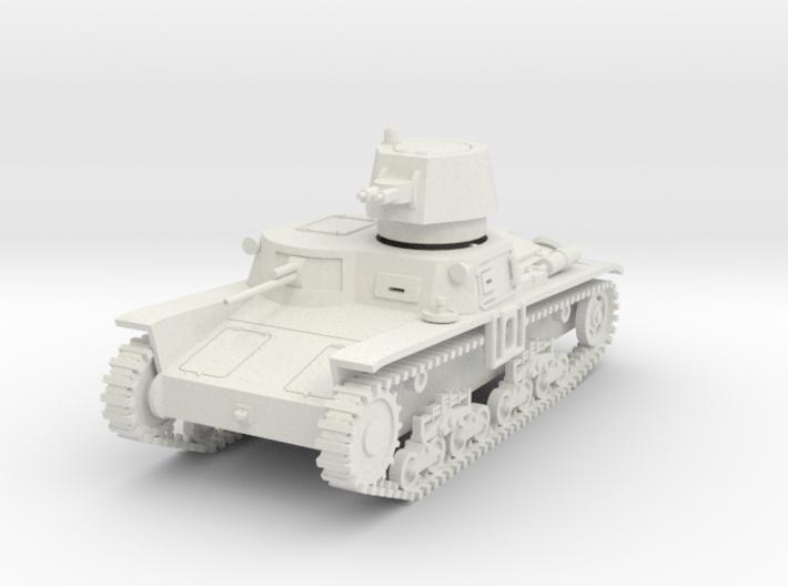 PV102A M11/39 Medium Tank (28mm) 3d printed