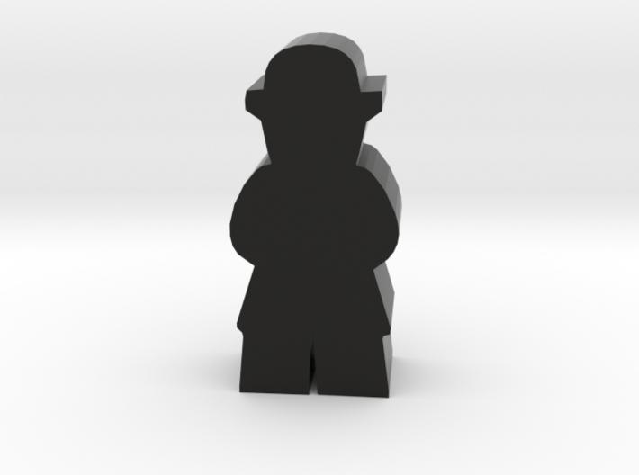 Game Piece, Bowler Hat, Watson 3d printed