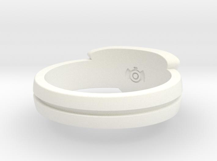 Power Ring Sz 12 3d printed