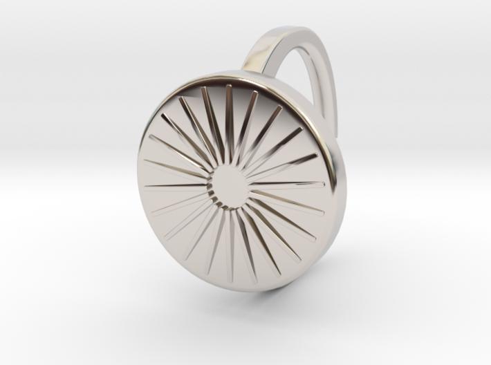 Ring 4-2 3d printed