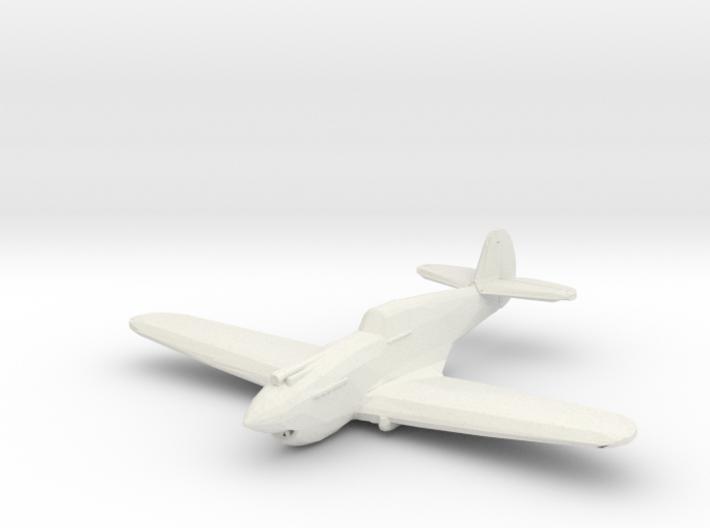 Curtiss P-40B/C 'Warhawk' WSF 1/200 x1 3d printed