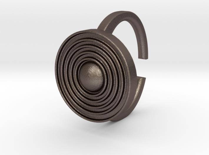 Ring 4-9 3d printed