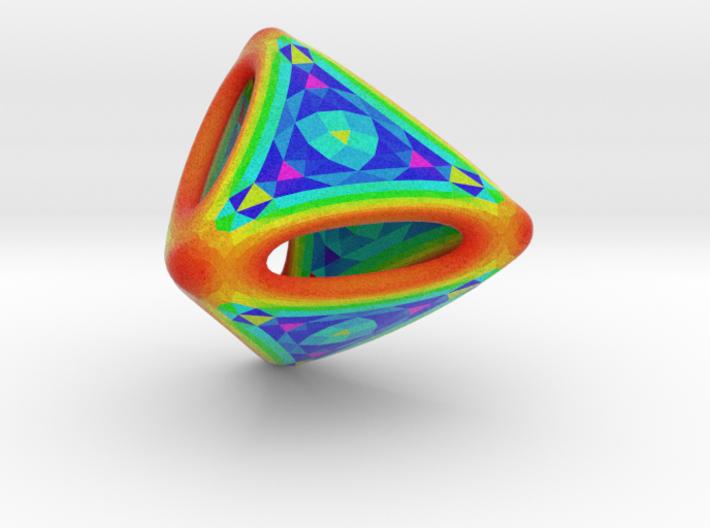 Plutonic-Tetra 3d printed