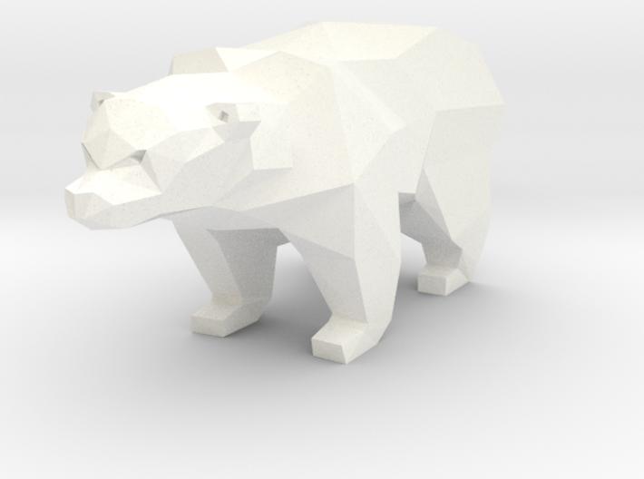 A Bear  - 5cm 3d printed