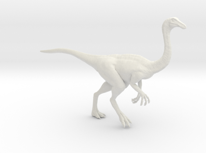 Gallimimus Pose 01 1/24 - DeCoster 3d printed