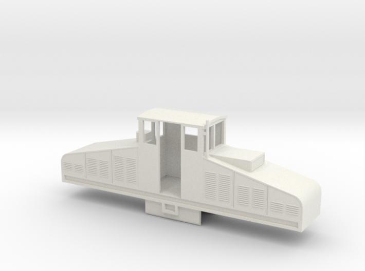 B-1-87-crochat-50cm-loco1 3d printed